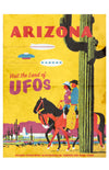 Arizona, Land of UFOs