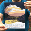 Flee America: Fifty States of Alternate Histories