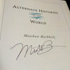 "Signed Copy of ""Alternate Histories of the World"""