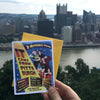 It Came From Pittsburgh Greeting Card