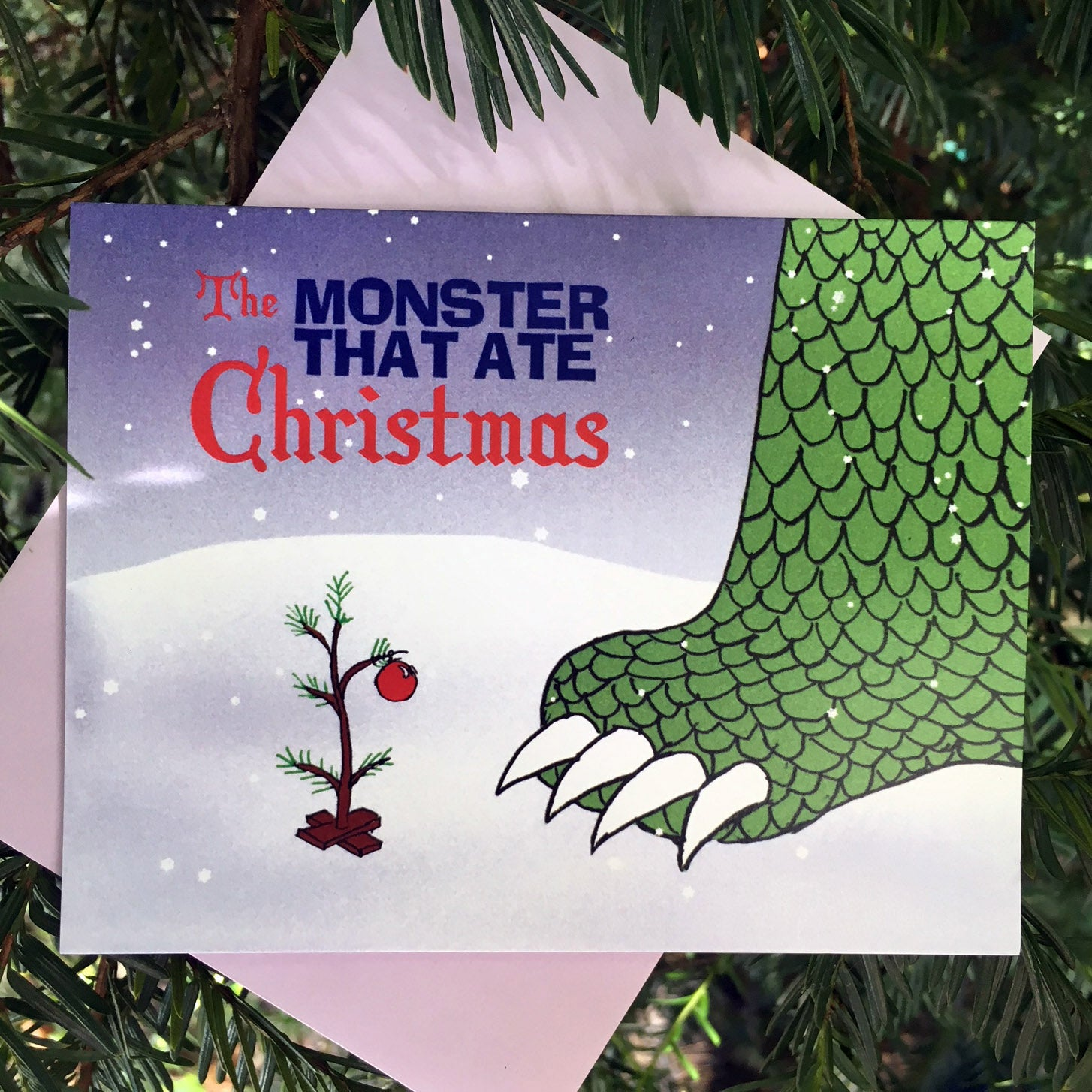 The Monster that Ate Christmas\