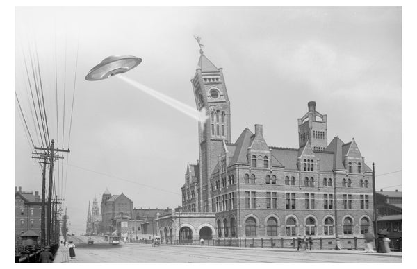 Nashville's Union Station