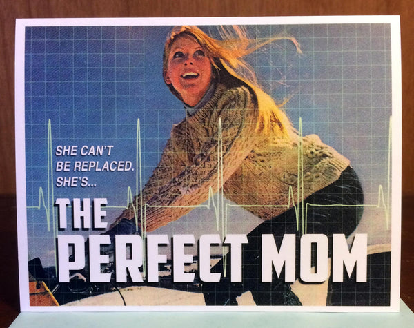 Perfect Mom Card