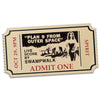 Plan 9 with Live Score Ticket