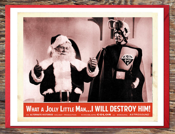 Santa Claus Conquers the Martians Variety Pack