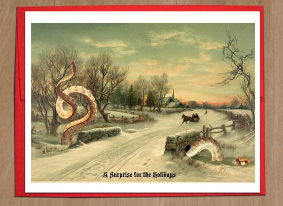 Holiday Scenes Greeting Cards Variety Pack