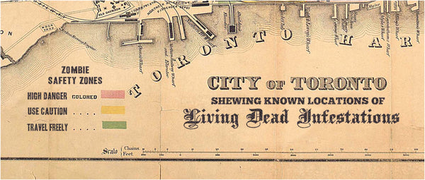 Toronto and the Living Dead