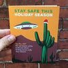Stay Safe Holiday UFO Card