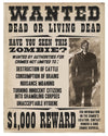 Wanted: Zombies!