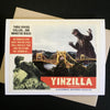 Yinzilla Greeting Card