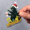 Yinzilla Holiday Ornament