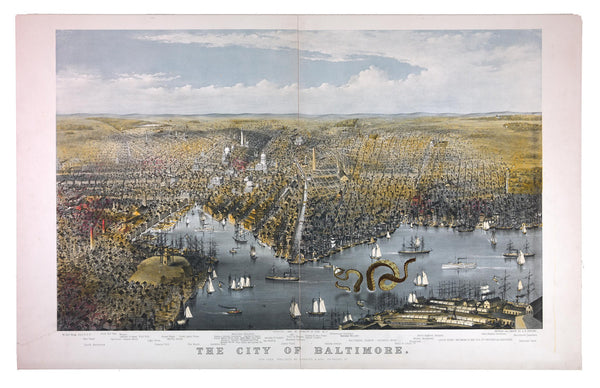 Barnum's Folly: The Beast of Baltimore