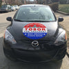 Tobor For President Official Campaign Car