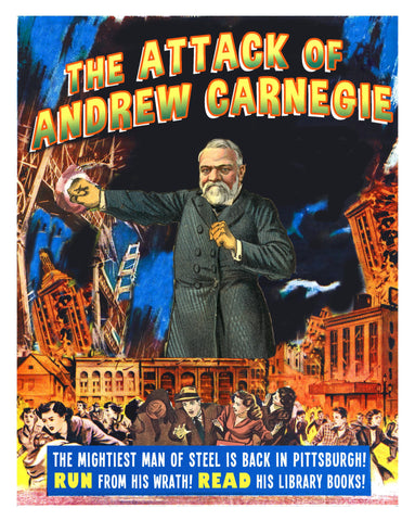 The Attack of Andrew Carnegie