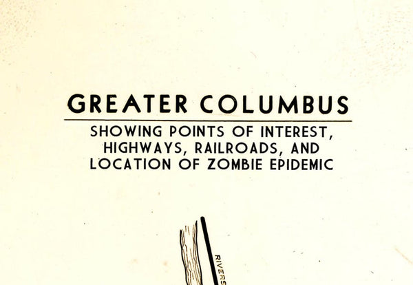 A Zombie Epidemic in Columbus