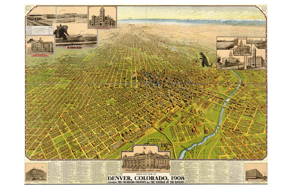 Denver and the Colorado Colossus