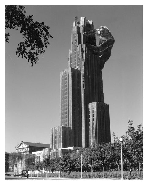 Pittsburgh's Cathedral of Learning