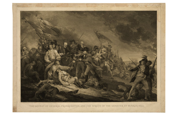 The Defeat of General Frankenstein at Bunker Hill