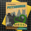 Greetings from Pittsburgh Card
