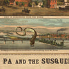 Harrisburg and the Susquehanna Horror