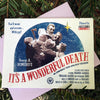 It's a Wonderful Death Holiday Card