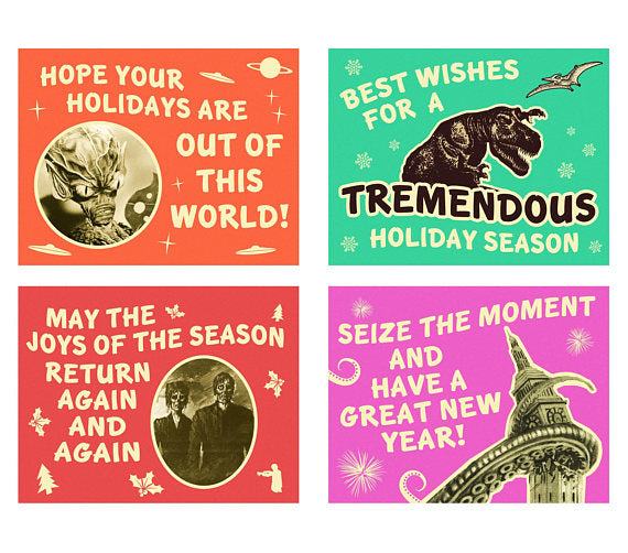 Classic Holiday Cards Variety Pack