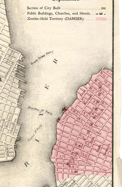 City of New York, Brooklyn, & Williamsburg, 1860