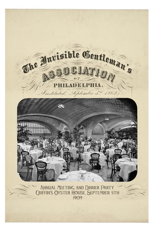 The Invisible Gentleman's Association of Philadelphia