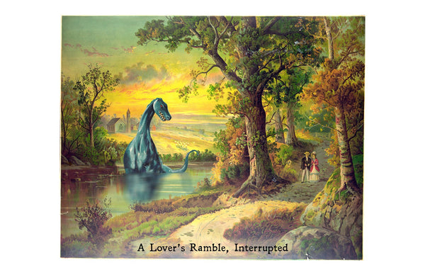 Lovers Ramble Print