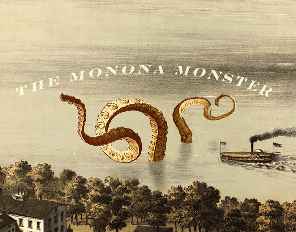 Madison and the Monona Monster