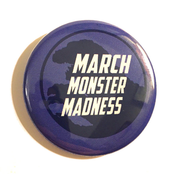 March Monster Madness Button