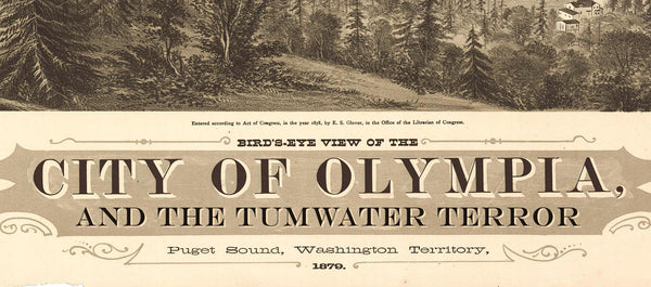 Olympia and the Tumwater Terror