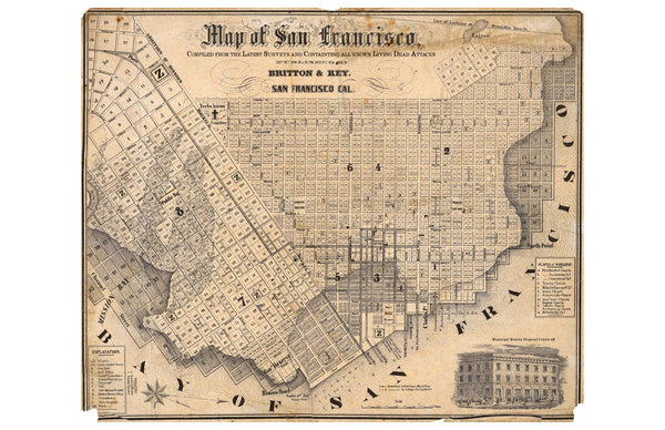 San Francisco and the Living Dead