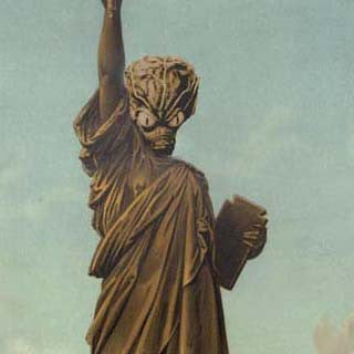 The Statue of Tyranny