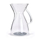 Ratio Handblown Glass Carafe