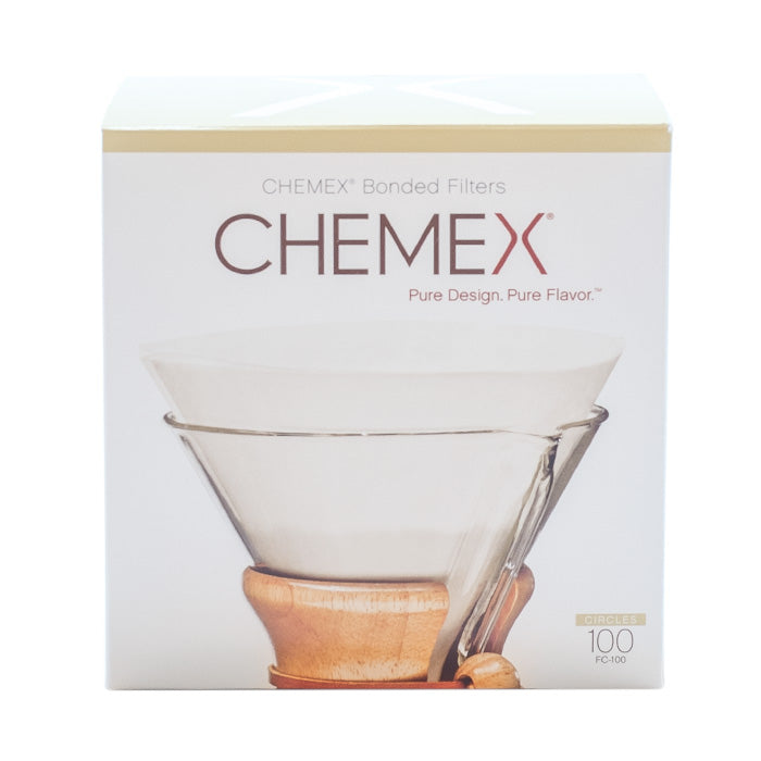 Chemex Pre-Folded Filters - Round