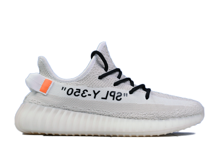 new product eca0e 26874 Adidas Yeezy Boost 350 V2 x Off White (Customs)