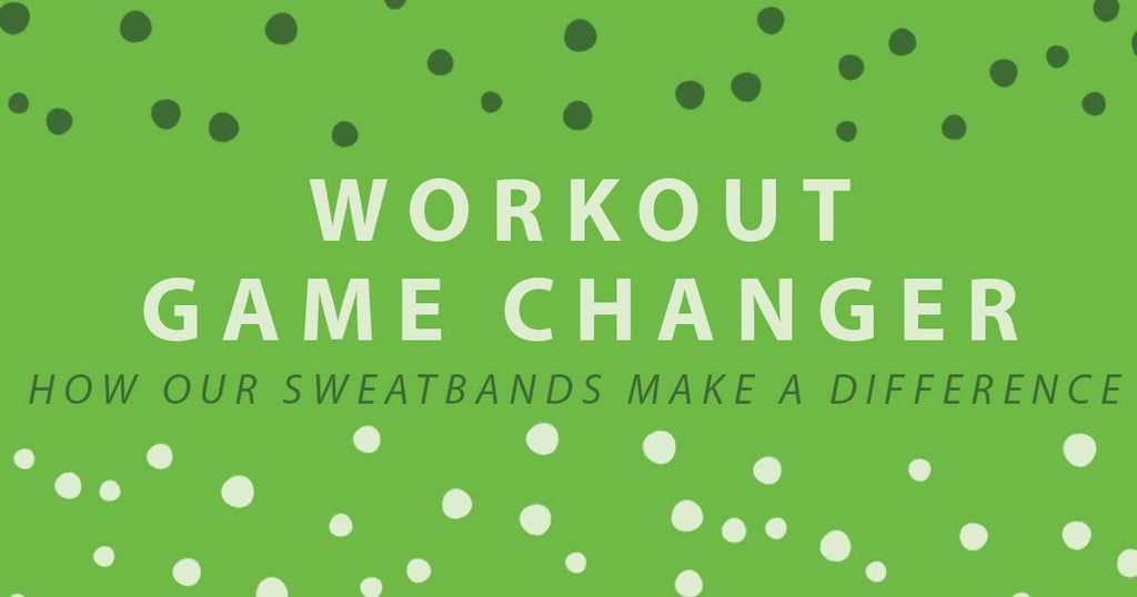 How Ponya Band sweatbands can help beat the summer heat