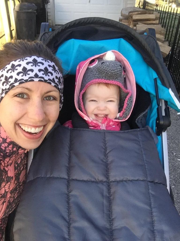 How to Make Stroller Running More Fun