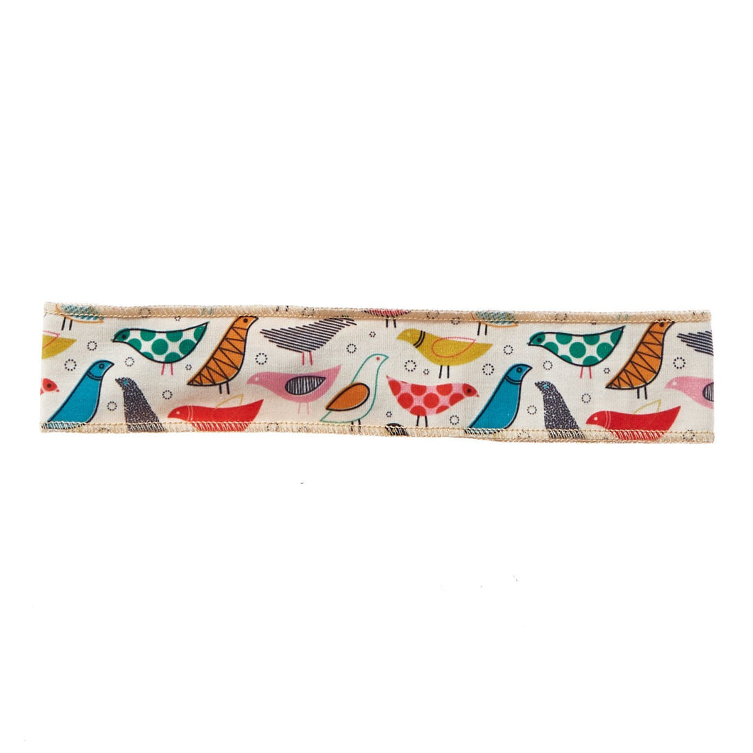 Backyard Birds Non-Slip Headband - Ponya Bands