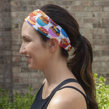 Load image into Gallery viewer, Cupcake Sweatband - Ponya Bands