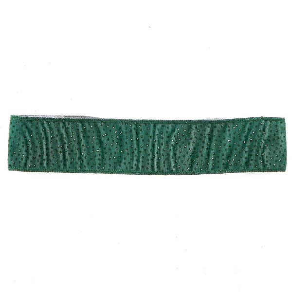 Green Sparkle Non-Slip Headband - Ponya Bands