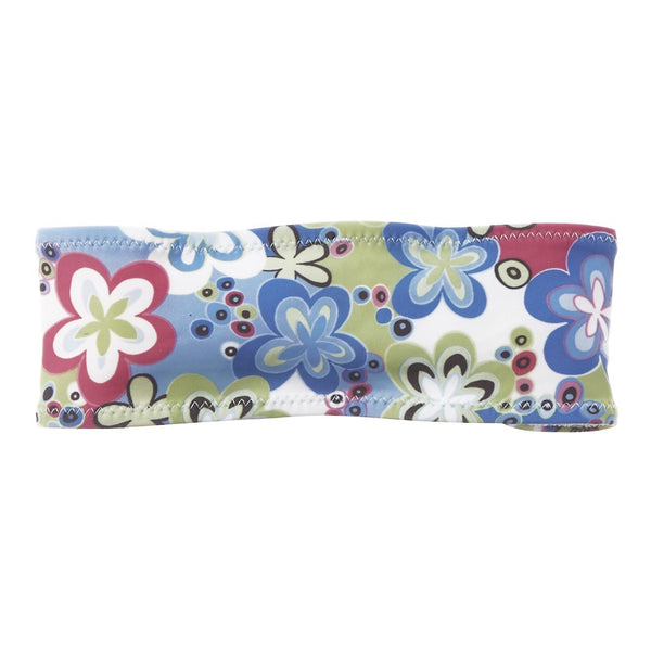 Groovy Flower Sweatband - Ponya Bands