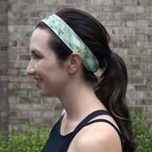 Load image into Gallery viewer, Jade Marble Non-Slip Headband - Ponya Bands