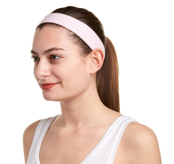 Light Pink Non-Slip Headband - Ponya Bands