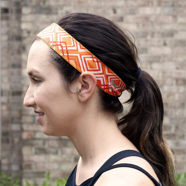 Lucy In The Sky Non-Slip Headband - Ponya Bands