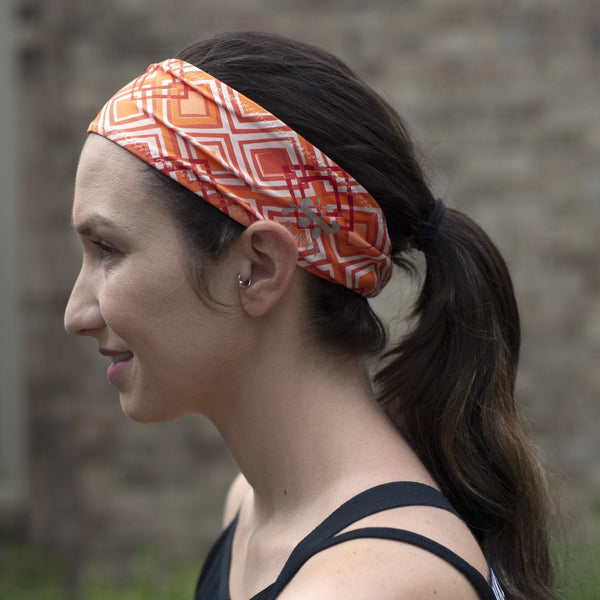 Lucy In The Sky Sweatband - Ponya Bands