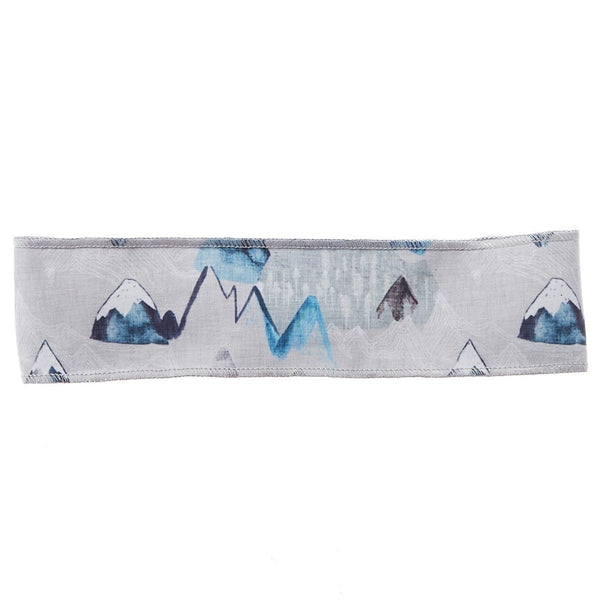 Mountain High Non-Slip Headband - Ponya Bands