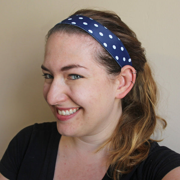 Nantucket Non-Slip Headband - Ponya Bands