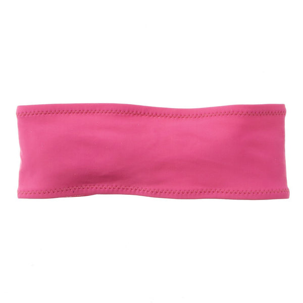 Party Pink Sweatband - Ponya Bands